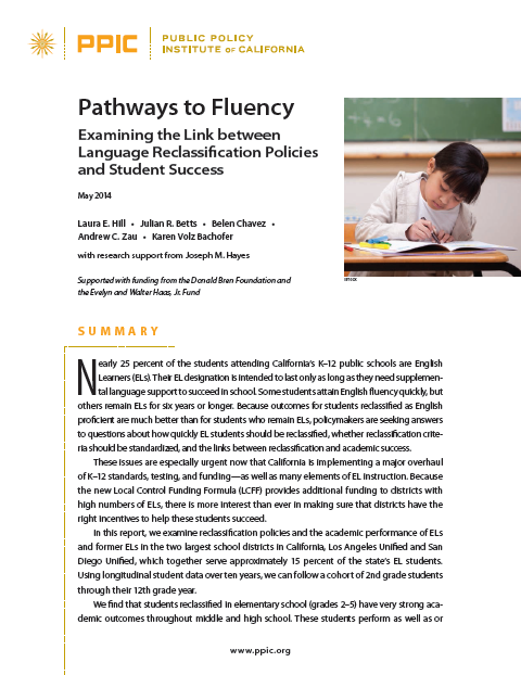 Pathways to Fluency