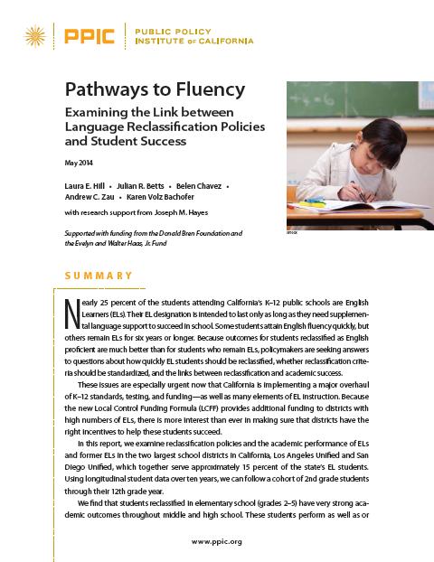Pathways to Fluency