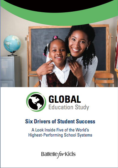 Global Education Study: Six Drivers of Student Success