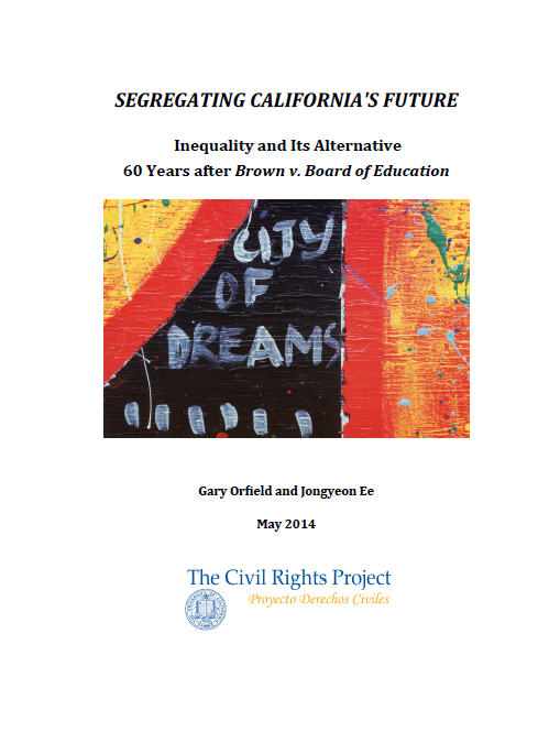 Segregating California's Future: Inequality and Its Alternative